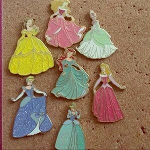 Disney Princess Pins